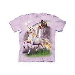The Mountain Boys' Unicorn Castle T-shirt Youth Medium